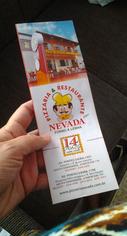 Foto de  Pizzaria Nevada enviada por Katy em