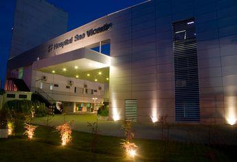 Foto de  Hospital São Vicente enviada por Vitor Cruz em 27/08/2014