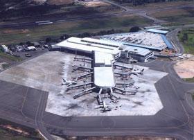Foto de  Aeroporto Internacional de Salvador-Deputado Luís Eduardo Magalhães enviada por Ana Victorazzi em