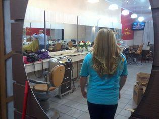 Foto de  Salão Pará enviada por Valmira Cardoso em 06/04/2013