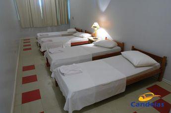 Foto de  Candeias Hotel enviada por Christo em