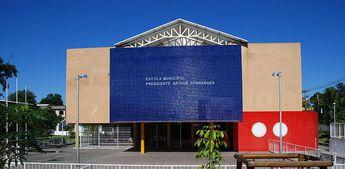 Foto de  Escola Municipal Presidente Arthur Bernardes - Campo Grande enviada por Vitoria Gama Dos Santos em