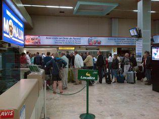 Foto de  Aeroporto Internacional de Foz do Iguaçu enviada por Leonardo Andreucci em