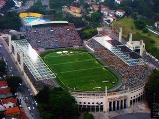 Foto de  Estádio Municipal Paulo Machado de Carvalho - Pacaembu enviada por PortoCAD Projetos, Plotagem e Maquete Eletrônica em