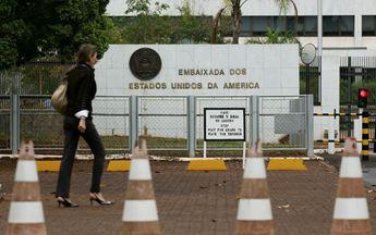 Foto de  Consulado Americano de São Paulo enviada por Thalita Rodrigues em