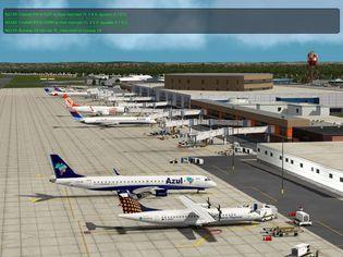 Foto de  Aeroporto Internacional do Recife / Guararapes-Gilberto Freyre enviada por Ray Filho em 28/07/2015