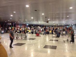 Foto de  Aeroporto Internacional do Recife / Guararapes-Gilberto Freyre enviada por Rafael Siqueira em