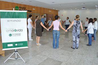 Foto de  Fundação Antônio Prudente Hospital A. C. Camargo enviada por Carolina Romanini em 12/02/2015