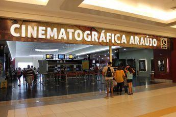 Foto de  Cine Araújo Porto Velho enviada por Gusthavo Viana Melo em 29/06/2014