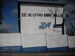 Foto de  Escola Estadual de Ensino Fundamental Anna Willig enviada por Anna Willig em