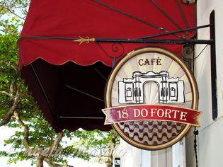 Foto de  Café 18 do Forte enviada por Edielle Moura em