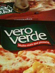Foto de  Pizzaria Vero Verde enviada por Douglas Alves em 07/10/2012