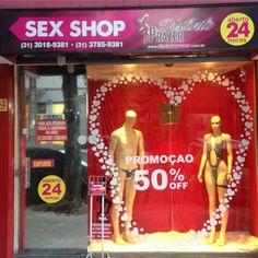 Foto de  Sex Shop 24 Horas Distinto Prazer- Belo Horizonte enviada por Gustavo Mendes Brito em