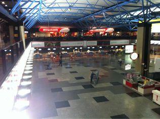 Foto de  Aeroporto Internacional de Curitiba - Afonso Pena enviada por Daniel Cassiano em 07/04/2011