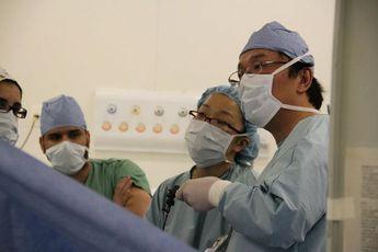 Foto de  Fundação Antônio Prudente Hospital A. C. Camargo enviada por Carolina Romanini em
