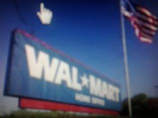 Foto de  Supermercado Wal-Mart enviada por Milton De Abreu Cavalcante em 25/11/2013
