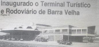 Foto de  Terminal Rodoviário de Barra Velha enviada por Elias em
