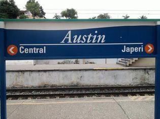Foto de  Estação Austin enviada por Karina Brandao em