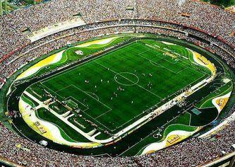 Foto de  Estádio do Morumbi (Estádio Cícero Pompeu de Toledo) enviada por Valdo Marthyns em 06/06/2014