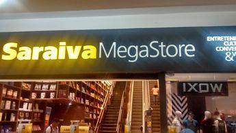 Foto de  Saraiva Mega Store Shopping Salvador enviada por Suenne Silva De Jesus em 22/08/2014