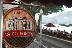 Foto de  Café 18 do Forte enviada por Edielle Moura em 02/11/2014