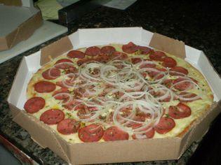 Foto de  Chapa'S Pizzaria enviada por Lucidarce Da Matta em 17/12/2014
