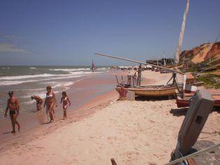 Foto de  Praia de Canoa Quebrada enviada por Paula Donegan em