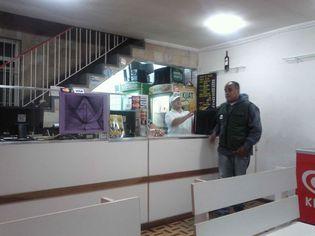 Foto de  Manolos Pizzaria Ltda Me enviada por Paula Donegan em 17/09/2011