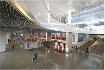 Foto de  Aeroporto Internacional de Brasília - Juscelino Kubitscheck enviada por Nayara Silva em