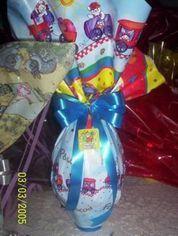 Foto de  Bombons Caseiros, Cestas de Chocolate e Ovos de Páscoa. enviada por Claudio em