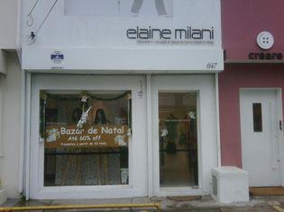 Foto de  Elaine Milani enviada por Leonardo Andreucci em 16/12/2010