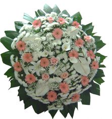 Foto de  Cemitério Pq. dos Girassóis Osasco - Entregamos Coroa de Flores 24hrs enviada por Floricultura Brasil em 26/08/2014