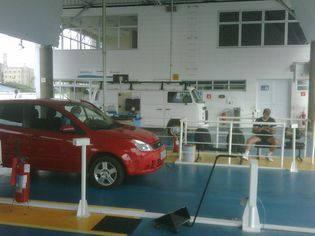 Foto de  Controlar - Centro de Inspeção Barra Funda enviada por Leonardo Andreucci em 25/02/2011