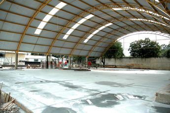 Foto de  Colégio Estadual Pedro Macedo Ensino de 1º e 2º Graus - Portão enviada por Alisson em