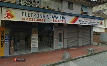 Foto de  Eletrônica Cavallini enviada por Marcelo Santos em