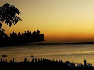 Foto de  Rio Guaíba enviada por Heitor Rovani em 16/04/2012