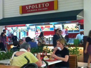 Foto de  Spoleto - Morumbishopping enviada por Anderson Thees em 11/09/2011
