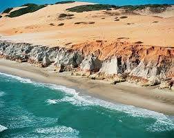 Foto de  Praia de Morro Branco enviada por Magnum Carneiro Sampaio em