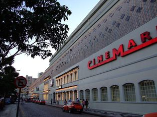 Foto de  Mueller Shopping Center de Curitiba enviada por Cibelle Bertoni em