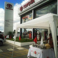 Foto de  Topazio Toyota enviada por Thomas Cavalcanti Coelho em 09/04/2014