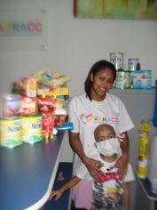 Foto de  Abracc - Associação Brasileira de Ajuda  À Criança Com Câncer enviada por Alex Oliveira em 06/03/2011