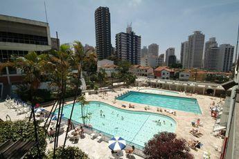 Foto de  Tênis Club Paulista - Paraíso enviada por Rafael Siqueira em