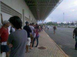 Foto de  Estádio de Pituaçu enviada por Daniel De Jesus em 27/07/2012