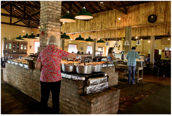 Foto de  Restaurante Fazendinha enviada por Andreia Pereira Da Silva em 16/01/2015