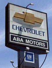 Foto de  Concessionária Gm - Aba Motors (Embu) enviada por R. CAMPOS em 24/08/2010