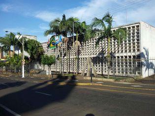 Foto de  Banco do Brasil - Agência Forum Franca enviada por LuãS Fernando Villela Jaquetto em 06/06/2012