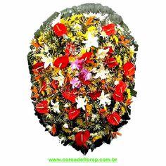 Foto de  Floricultura Cemitério Vila Euclides - Coroa de Flores enviada por Coroa De Flor SP em 24/07/2014