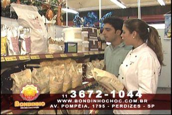 Foto de  Bondinho Chocolate e Confeitaria - Pompéia enviada por AÇÃO RADICAL PUBLICIDADE em