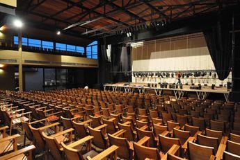 Foto de  Teatro Tom Jobim enviada por Thomas Cavalcanti Coelho em