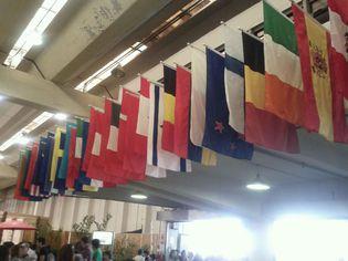 Foto de  Caixa Eletrônico Banco Real Centro Exp Imigra enviada por Paula Donegan em 16/07/2011